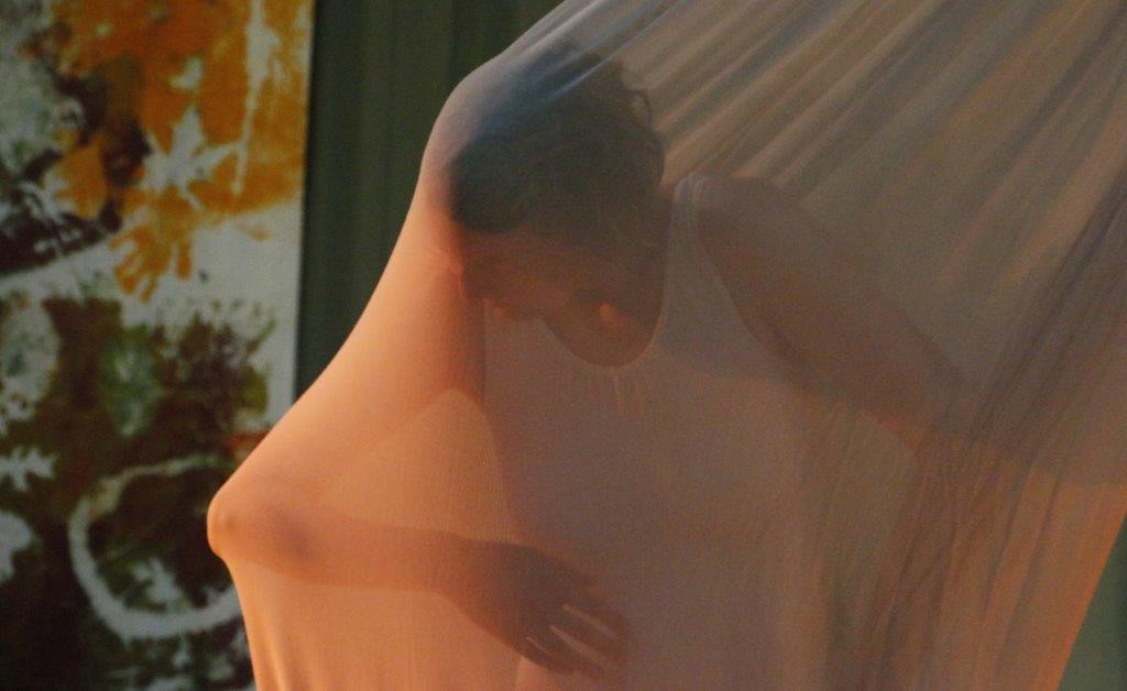 Image: Morphic Memory. Choreography: Elaine Colandrea Dancer: Elisabeth Osgood-Campbell Photo: Phyllis McCabe