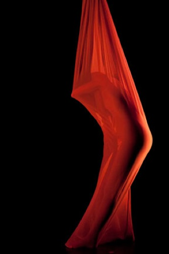 Photo: Morphic Memory, by Kathy Cassens Choreography: Elaine Colandrea; Dancer: Sandra Capellaro